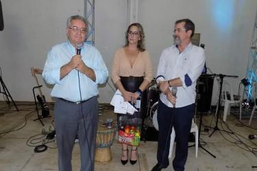 [noticia: ricardo-veiga-participa-de-comemoracao-da-aengi] O vice-presidente do Crea, Eng. Civ. Ricardo Veiga (E), representa o Conselho na comemoração - COMEMORACAO_AENGI.jpg