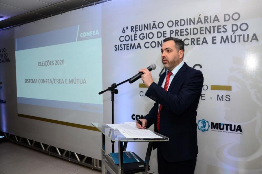 [noticia: ricardo-veiga-participa-da-ultima-reuniao-do-cp-em-2019] João de Carvalho, assessor da Comissão Eleitoral Federal - 6CP_04.jpg