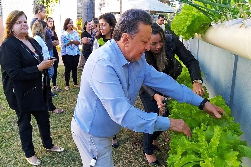 [noticia: horta-caseira-sustentavel-alimentacao-pratica-e-saudavel] José Luiz Barbosa dá orientações técnicas sobre a Horta Caseira Sustentável da APAE - HORTA_CASEIRA_03.jpeg