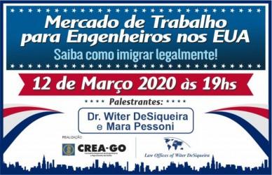 [noticia: goiania-recebe-palestra-sobre-imigracao-e-mercado-de-trabalho-para-profissionais-da-engenharia] Foto: divulgação - Palestra Mercado e Imigração EUA.jpg