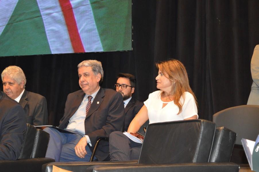 [noticia: projeto-destrava-e-lancado-em-goiania] Presidente do Crea-GO, Francisco Almeida - PRES. FRANCISCO - PROJETO DESTRAVA.JPG