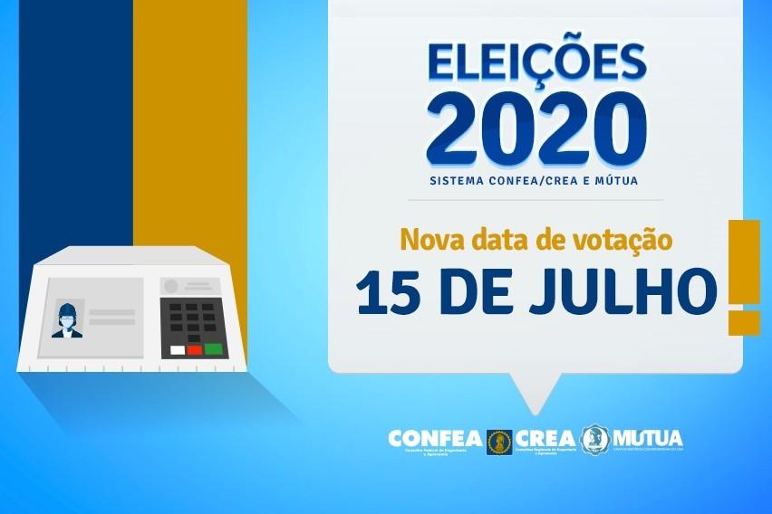[noticia: eleicoes-gerais-do-sistema-confeacrea-e-mutua-serao-em-15-de-julho] - ELEIÇOES 2020 - NOVA DATA.jpg