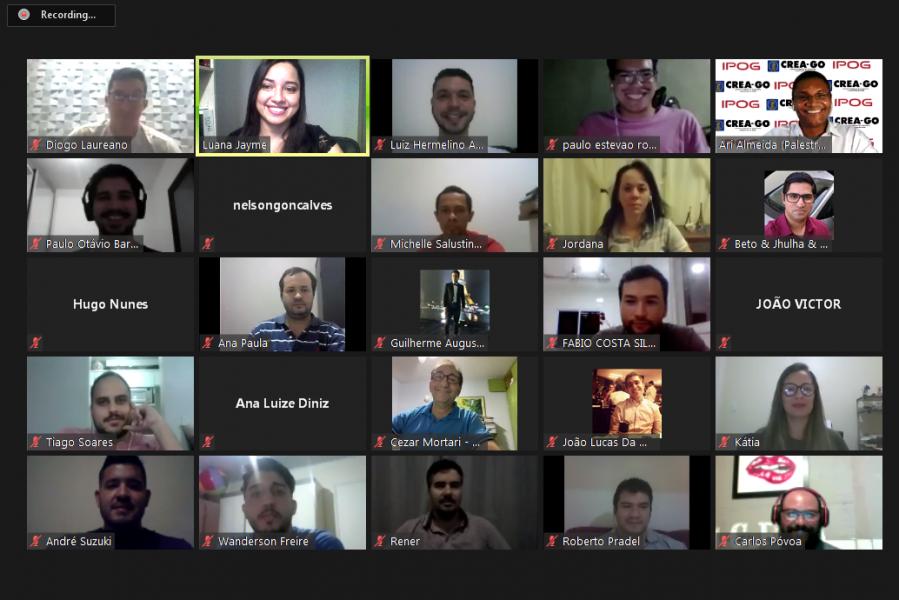 [noticia: palestra-com-112-participantes-discute-requisitos-de-desempenho-de-estruturas-metalicas] A palestra reuniu 112 participantes, por meio da plataforma Zoom - 01.png