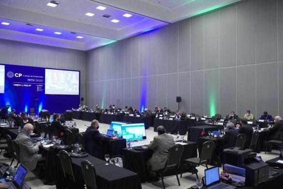 [noticia: confea-buscara-audiencia-com-o-ministerio-da-educacao] Presidentes dos Creas estão reunidos em Brasília e virtualmente, na última reunião do ano - CPNOV.jpeg
