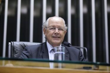[noticia: evento-na-ocb-go-discute-os-caminhos-da-reforma-tributaria] Ex-deputado federal Luiz Carlos Hauly - 01.jpeg