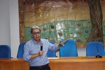 [noticia: presidente-goiano-participa-de-reuniao-de-fiscalizacao-no-crea-mt] O presidente do Crea-GO, Francisco Almeida, falou sobre a fiscalização do Conselho goiano - RTFISC_02.jpg