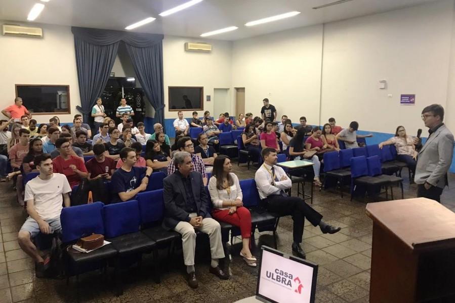 [noticia: francisco-almeida-participa-de-inauguracao-da-casa-ulbra] O responsável pelo projeto, Eng. Civ. Johnis Pastori, destacou esperar que a parceria seja exemplo para outras universidades - INAUGURACAO_CASA_ULBRA_02.jpeg